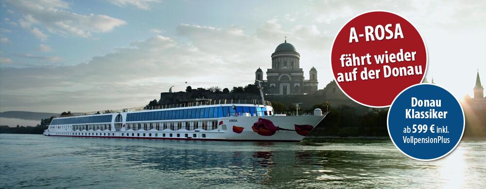Donau Klassiker ab Passau