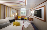 2-Bett-Außenkabine, A 15,5 m²