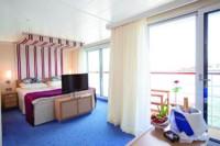 2-Bett-Balkonsuite, F 29 m²
