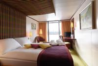2-Bett-Außenkabine, C 16 m²