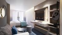 2-Bett-Außenkabine, B 16,5 m²