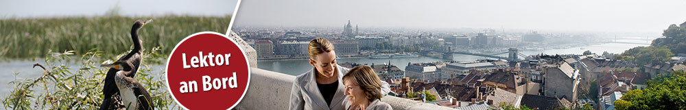 A-ROSA Donau<br/> Deltareisen