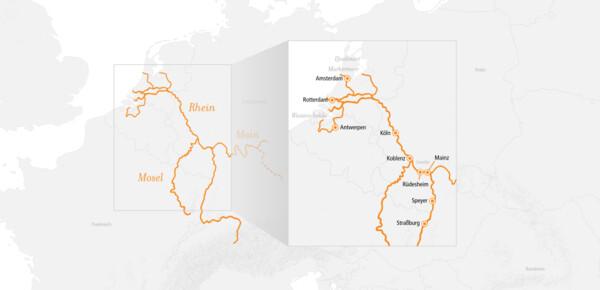 Rhein Panorama 2022